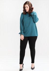 Dorothy Perkins Curve - Jeans Skinny - black - 1