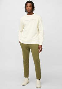 Marc O'Polo - Sweatshirt - white - 1
