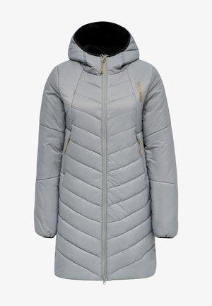Winter coat - sharkskin