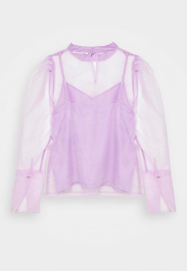Love Copenhagen LUNRA BLOUSE - Bluzka z długim rękawem - lavender frost/liliowy PLBZ