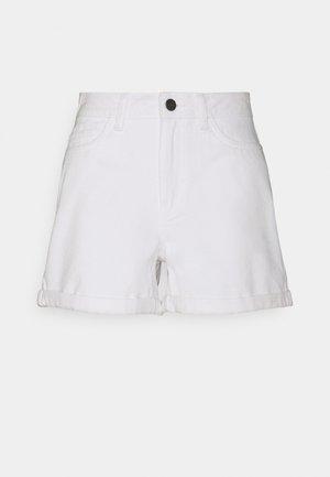 NMSMILEY - Short en jean - bright white