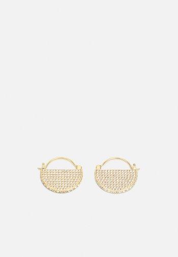 GINGER HOOP - Earrings - gold-coloured