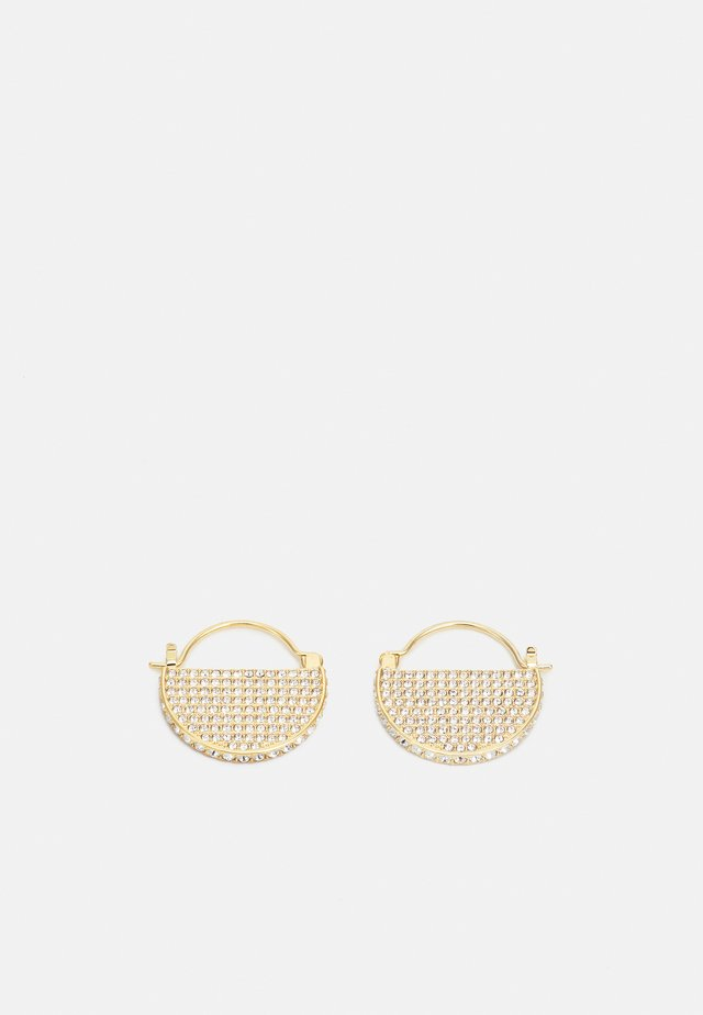 GINGER HOOP - Orecchini - gold-coloured