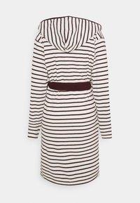 Schiesser - Dressing gown - burgund - 1