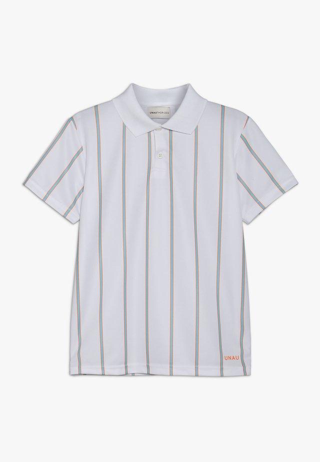 ANTONIO FOOTBALL - Polo shirt - white