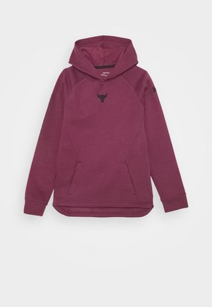 ROCK HOODIE - Hoodie - level purple