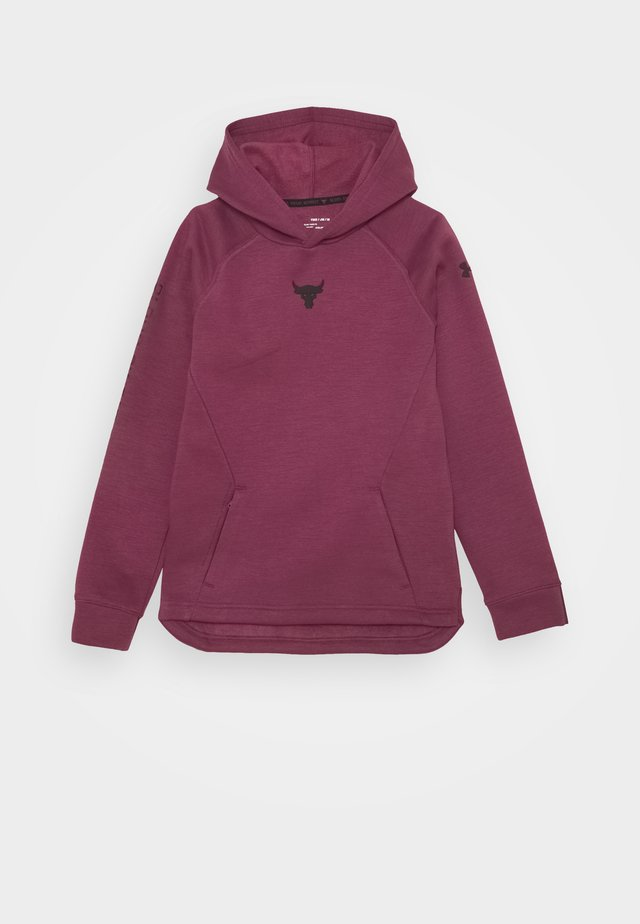 ROCK HOODIE - Mikina s kapucí - level purple