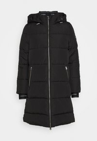 Calvin Klein - LOGO PUFFER COAT - Winter coat - black - 6