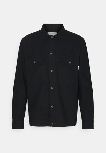ONSKENNET LIFE OVERSHIRT  - Camicia - black