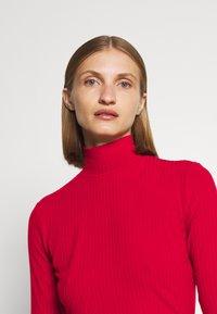 HUGO - NINELLI - Long sleeved top - dark red - 4