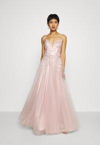 Luxuar Fashion - Vestido de fiesta - pink light - 1