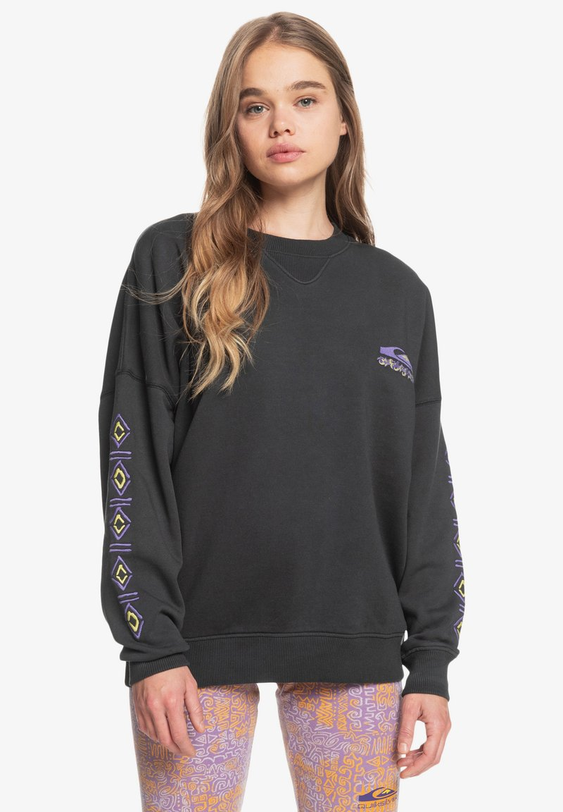 Quiksilver - Sweatshirt - black