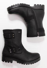 Rieker - Winter boots - schwarz - 3
