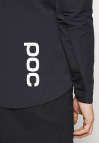 POC - GUARDIAN AIR JACKET - Windbreaker - uranium black - 4