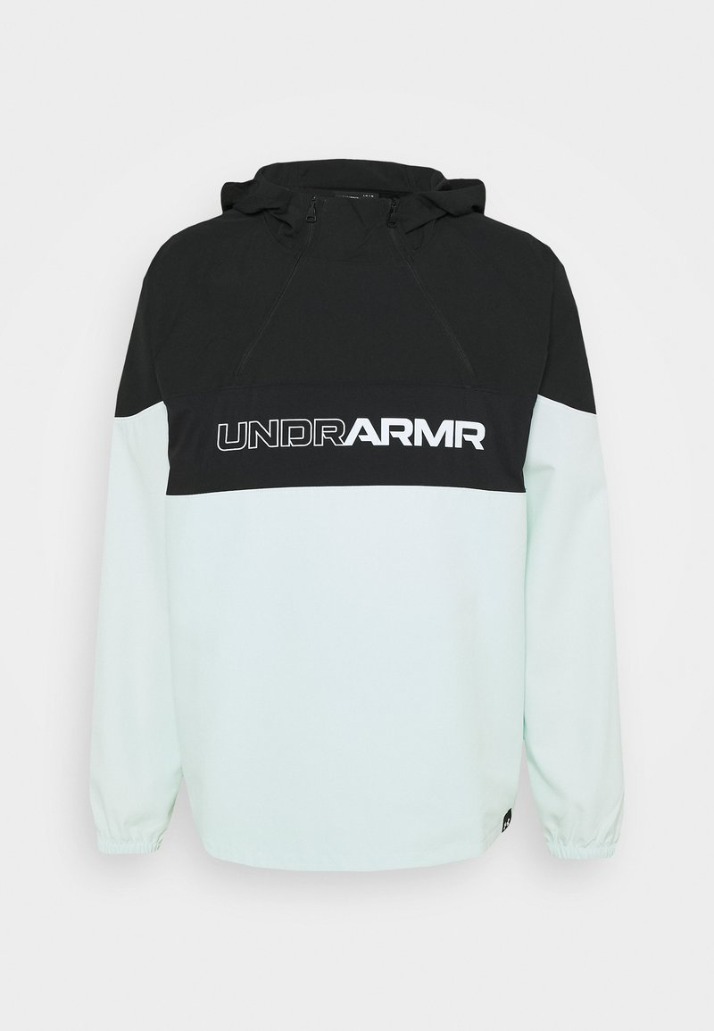 Under Armour - FUTURES MIXED ANORAK - Sportovní bunda - black