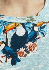 Jack & Jones - Print T-shirt - ether - 4