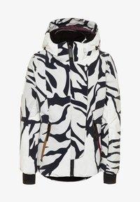 Molo - PEARSON - Ski jacket - white/black - 0
