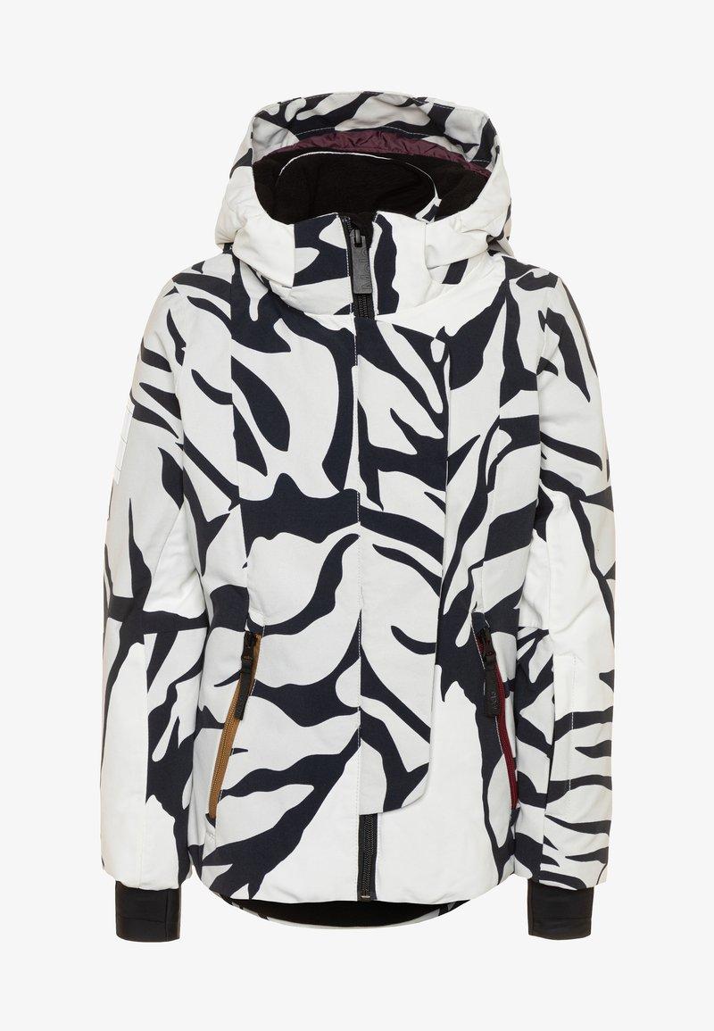 Molo - PEARSON - Ski jacket - white/black
