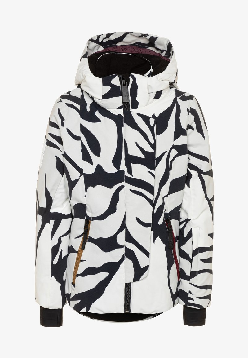 Molo - PEARSON - Kurtka narciarska - white/black