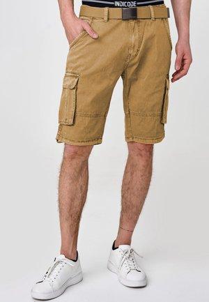 BLIXT - Shorts - amber