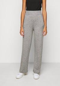 Repeat - TROUSER - Pantalones - light grey - 0