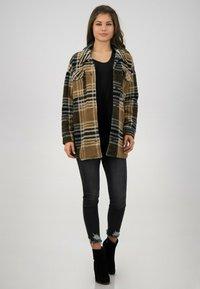 one more story - Light jacket - schwarz-multicolor - 1