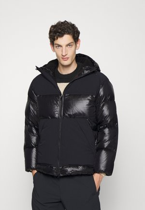 QUINTIN - Down jacket - black