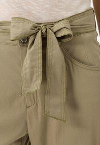 BRAX - STYLE MELO - Trousers - khaki - 3
