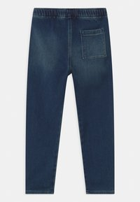 Abercrombie & Fitch - SNEAKER - Relaxed fit jeans - dark-blue denim - 1