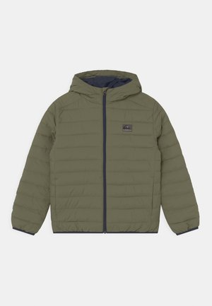 SCALY YOUTH - Winter jacket - four leaf clover