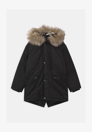 FISHTAIL - Winter coat - black