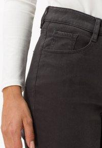 BRAX - STYLE CAROLA - Trousers - grey - 4