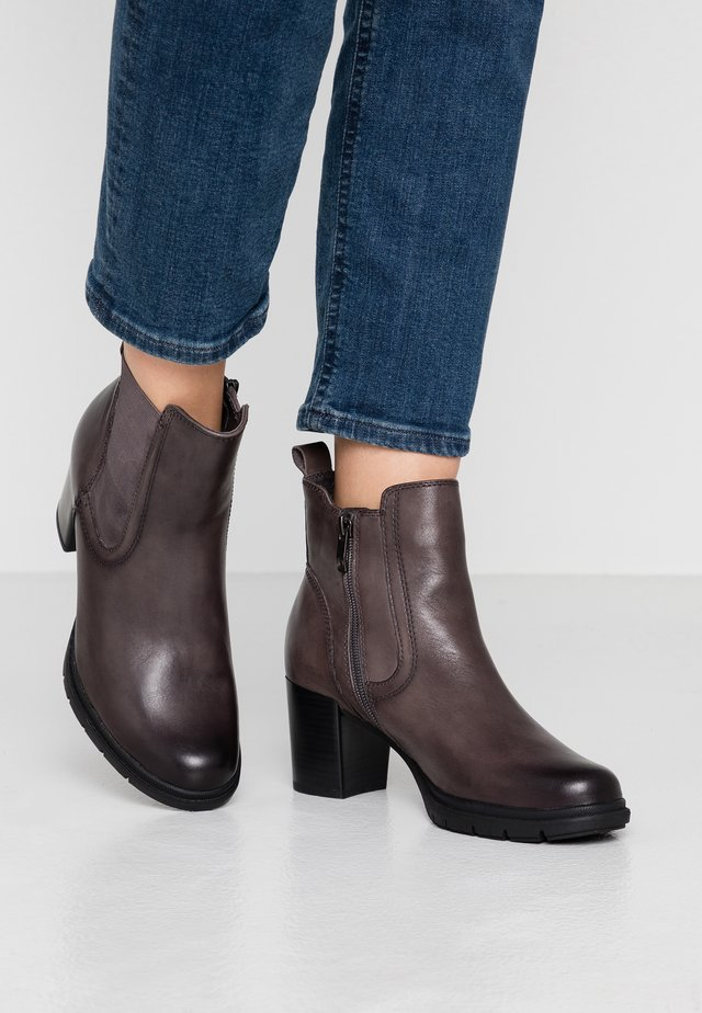 BOOTS - Classic ankle boots - graphite