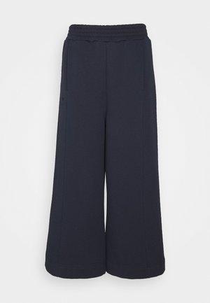 JOGGER PANTS CULOTTE MARLENE - Kalhoty - midnight
