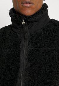 ARKET - Waistcoat - black - 5