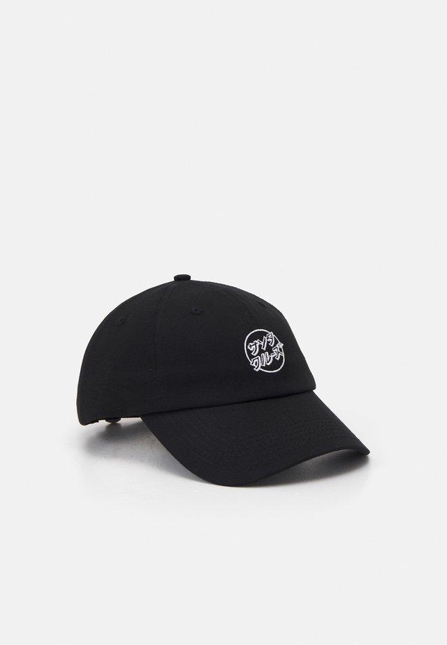 OPUS JAPANESE DOT UNISEX - Cap - black