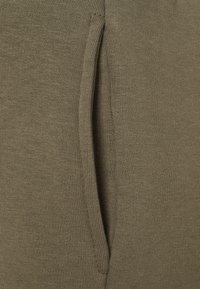 Noisy May Tall - NMPERCY PANT - Tracksuit bottoms - kalamata - 5