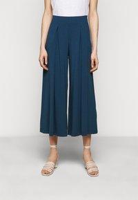 WEEKEND MaxMara - USSITA - Pantalon classique - chinablau - 0