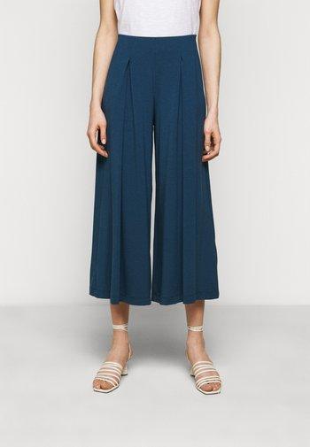 USSITA - Trousers - chinablau