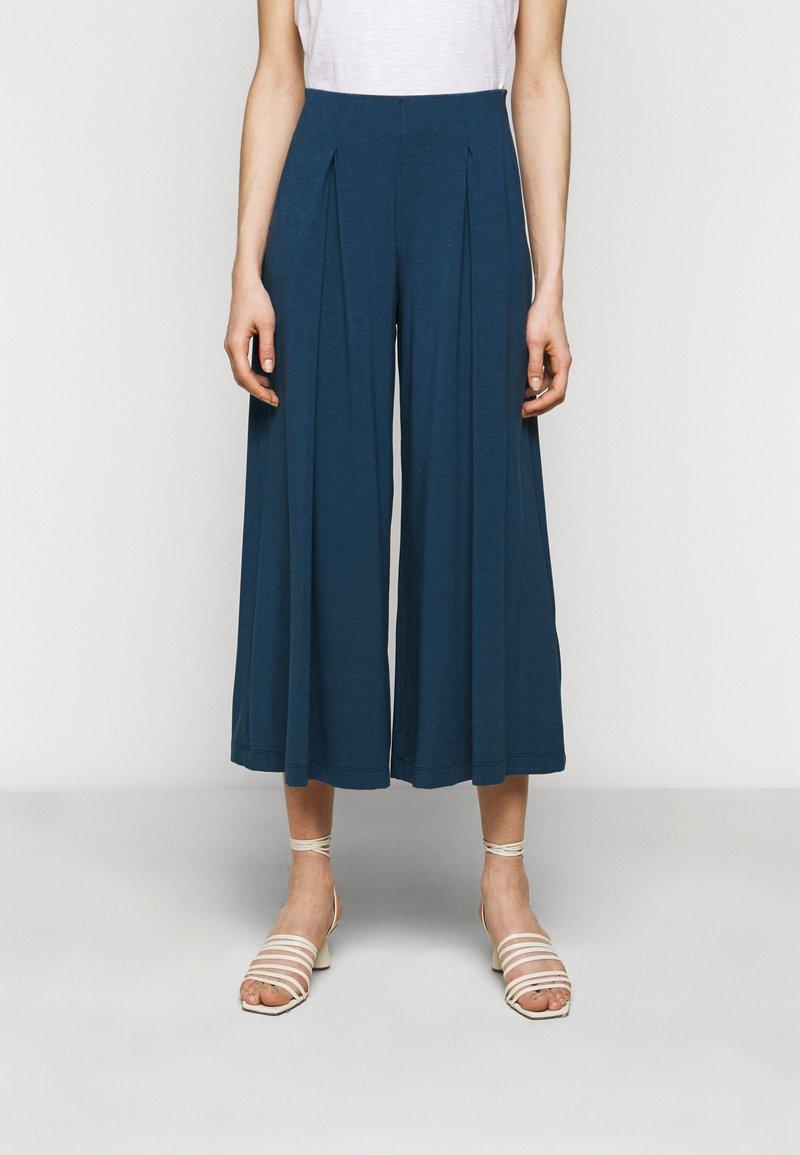 WEEKEND MaxMara - USSITA - Pantalon classique - chinablau