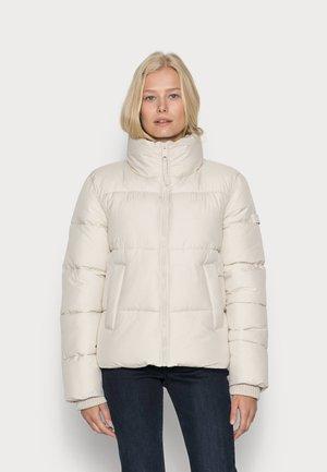 MODERN PUFFER  - Vinterjakke - cold beige
