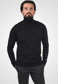 Solid - AGRIO - Jumper - black - 0
