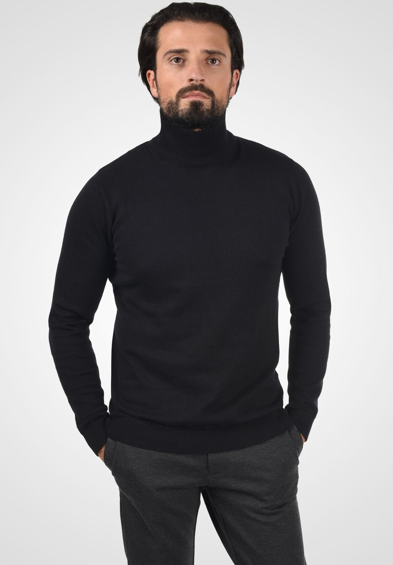 Solid - AGRIO - Jumper - black