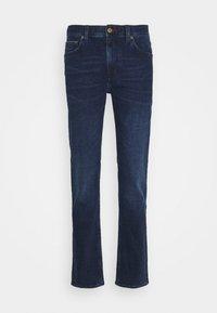 CORE DENTON STRAIGHT  - Jeans a sigaretta - bridger indigo