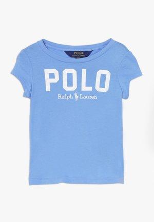 ICON  - Print T-shirt - harbor island blue