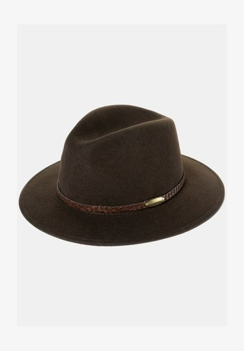 Hat - braun