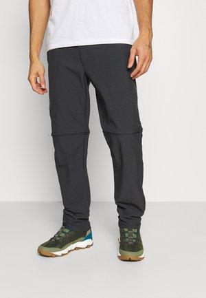 PARAMOUNT ACTIVE CONVERTIBLE PANT - Kalhoty - asphalt grey
