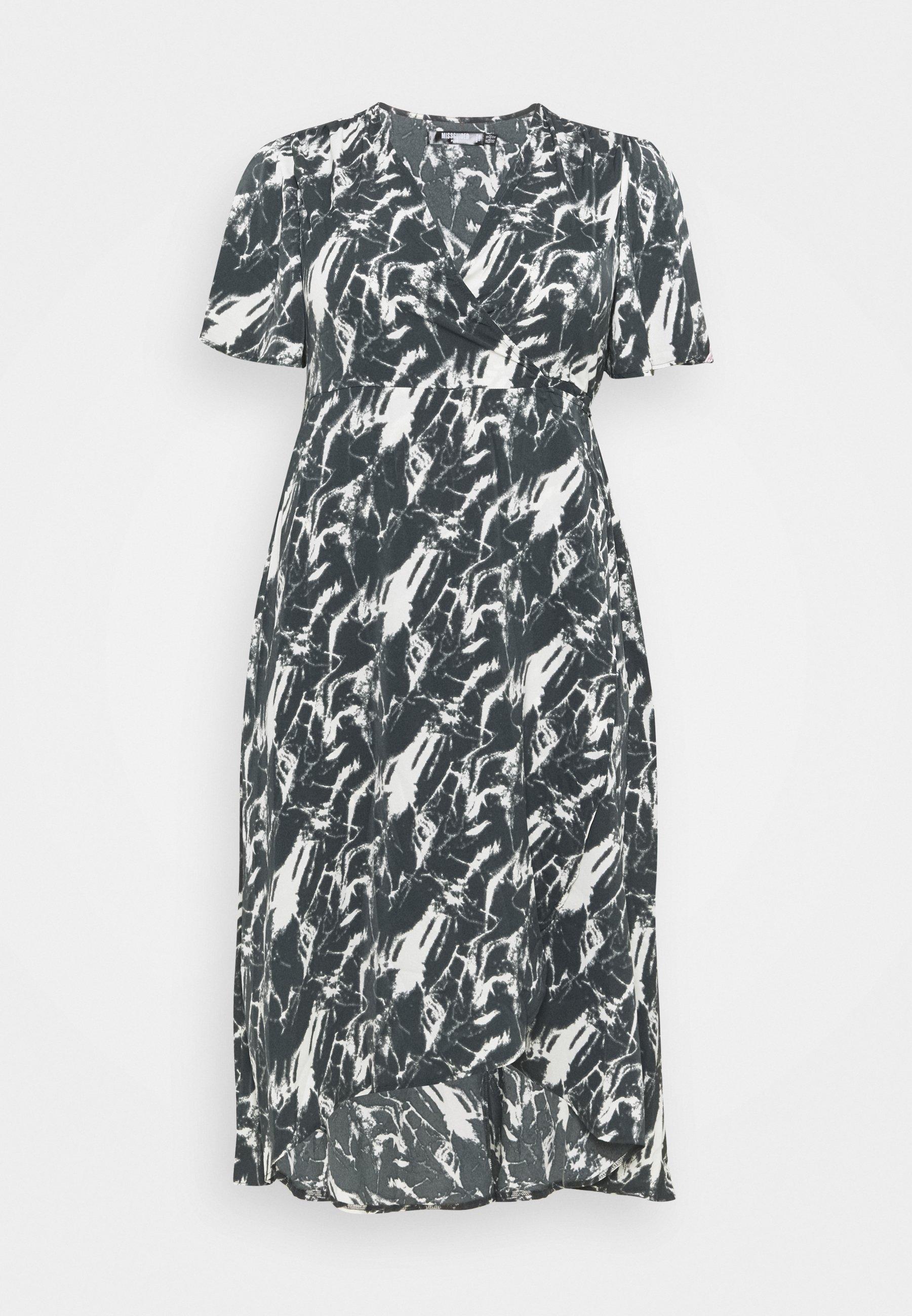 Women HIGH LOW DRESS - Maxi dress