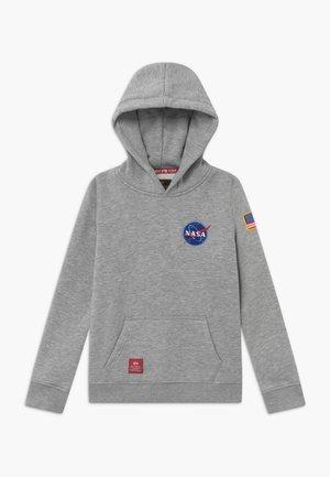 SPACE SHUTTLE HOODY KIDS TEENS - Hoodie - grey heather