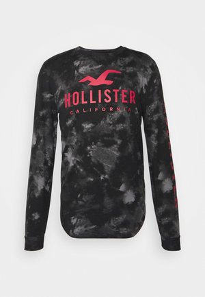 ICONIC - Long sleeved top - black